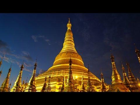 Myanmar on motorcycle