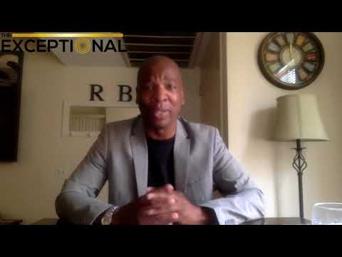 Reggie Batts  Mindset is Universal and Part of Your Brand