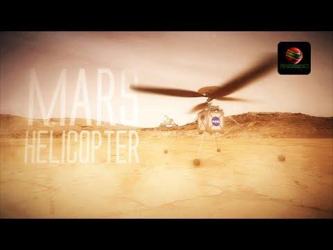 Marshubschrauber (DE) | Mars 2020 Rover Mission | SCIENCO 32/2019