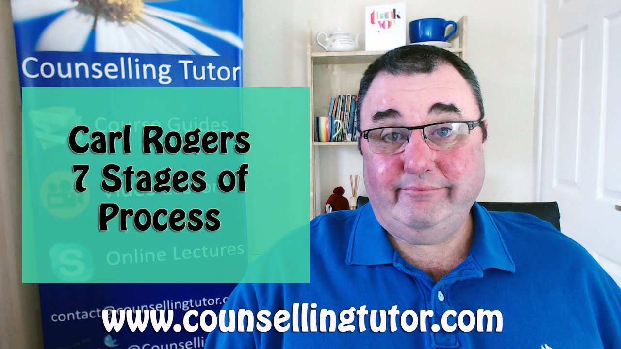 Carl rogers person centered seven stages