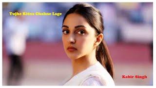 Kabir Singh Tujhe Kitna Chahein Aur Film Version