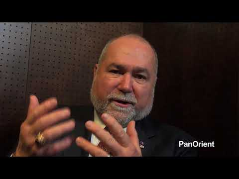 Robert David Steele on Zionism, the Middle East and Central Banks