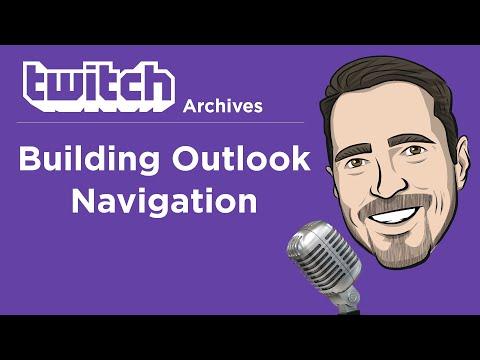 Building Outlook: Prism Navigation
