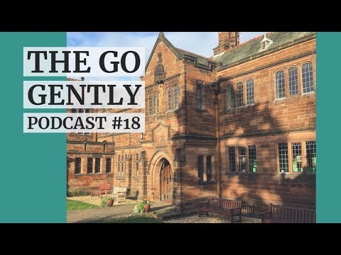 Go Gently #18: A Gentle Few Days At Gladstone's Library