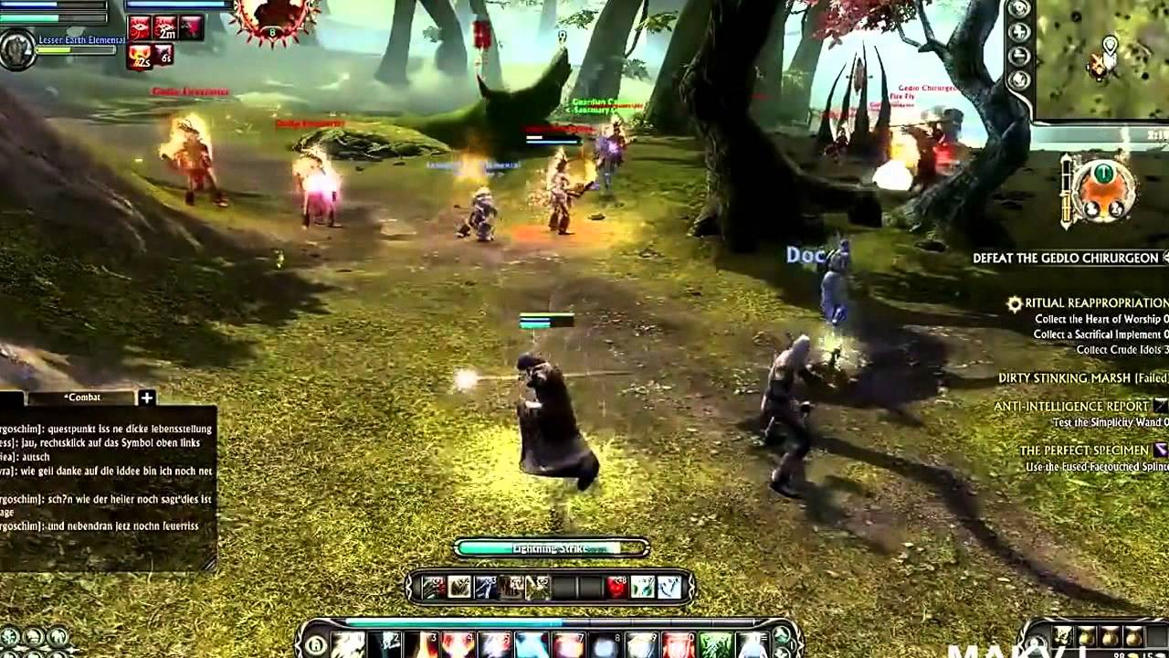 Top 15 best free MMORPG games for PC - Easy to download ...