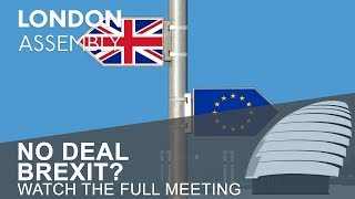 No deal Brexit follow up meeting