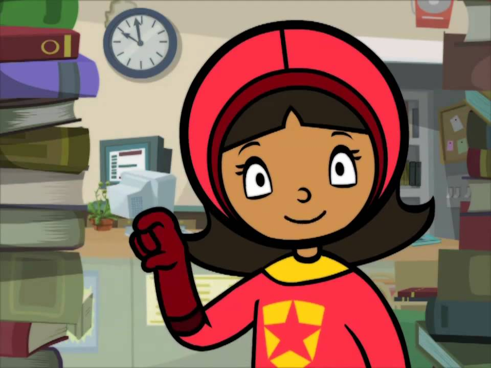 wordgirl is scholastic s national ambassador of summer reading youtube