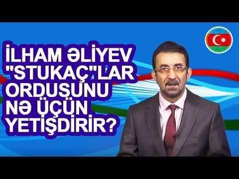 """Ilham Əliyev """"stukaç""""lar ordusunu nə üçün yetişdirir? / AzS Bölüm #341"""