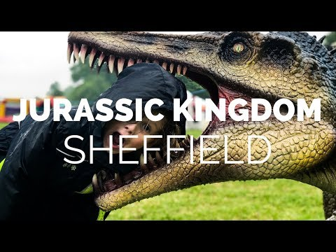 JURASSIC KINGDOM TOUR SHEFFIELD