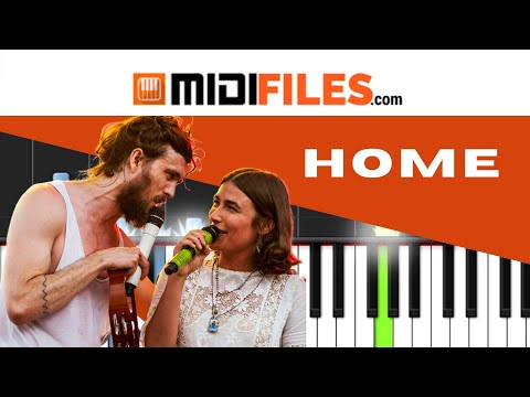EASY TUTO : HOME / EDWARD SHARPE AND THE MAGNETIC ZEROS
