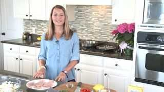 The Ingles Table - Lindsay Moore: Chicken Paillard With Cauliflower & Lemon Thyme Butter Sauce