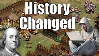 AoE2 - The Only Game To REVERSE History.