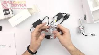 Автолампа SHO-ME G2.1 H4 6000K 40W Светодиодная LED лампа(Автолампа SHO-ME G2.1 H4 6000K 40W Светодиодная LED лампа http://avtozvuk.ua/info/116610 Мощность: 40 Вт; Световой поток: 3600 Lm; Напряже..., 2016-01-22T11:46:08.000Z)