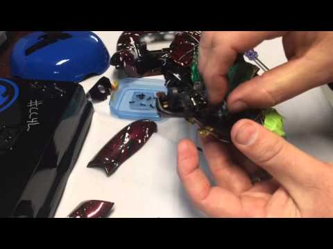 How to change buttons on xbox one controller