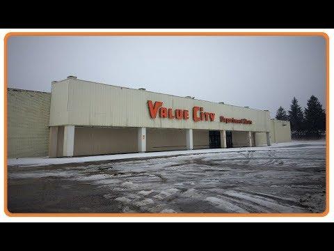 Abandoned Value City Dept Store Alliance Ohio - Exploring with Wallieb26