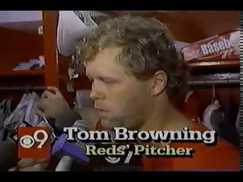 1990 Cincinnati Reds Wire to Wire WCPO Pregame NLCS