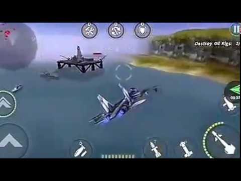 Game Pesawat Tempur Terbaik di Android - YouTube