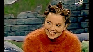 Björk - Do you laugh at Farts?  1993 HD