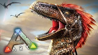 IS ARK THE EASIEST SURVIVAL GAME EVER? - ARK: Survival Evolved (Ark Early Access Gameplay Part 1)