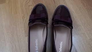 Фаберлик(Faberlic)обзор обуви из детской коллекции туфли для девочек Офелия(Ophelia)...
