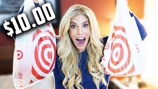 $10.00 TARGET CHALLENGE! (DAY 226) GIFTS FOR WIFE!