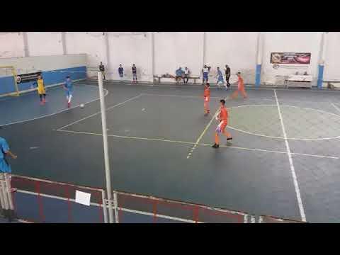 Sub16-17/03/2018 Liga Leste Futsal/Amsports x Barueri