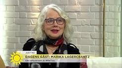"""Marika Lagercrantz om #metoo: """"Jag grät av glädje"""" - Nyhetsmorgon (TV4)"""