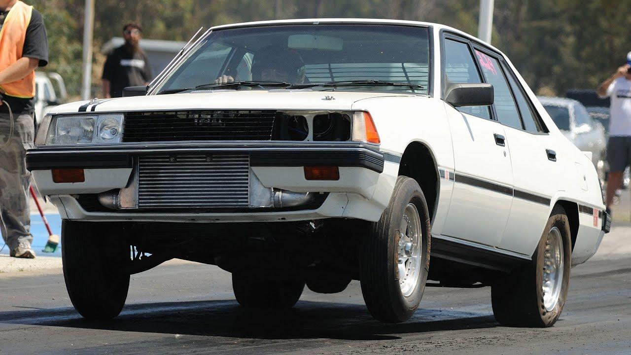LS1 turbo V8 Mitsubishi Sigma