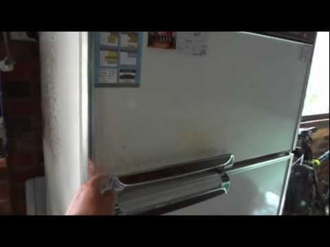 How To Get Your Refrigerator Door To Close And Stay Closed