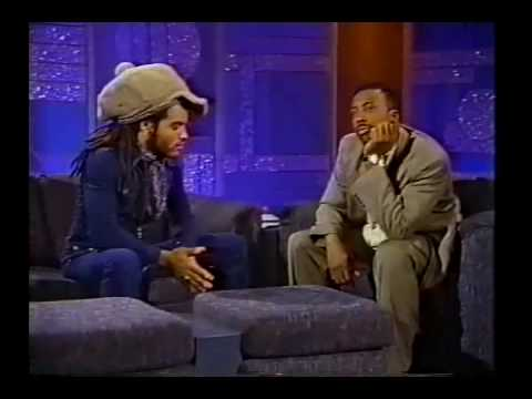 Arsenio Lenny Kravitz Interview 1993