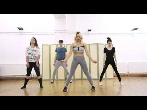 Dance Workout  Set 1: Warmup