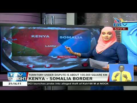 Details about the Kenya-Somalia maritime boundary row