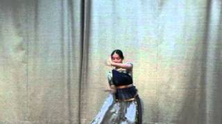 Kathak Shuddh Nritya Pure dance in Teentaal by Aarti Singh