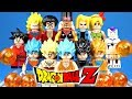Lego dragon ball androids saga legendary super saiyan goku vegeta broly unofficial minifigures mp3