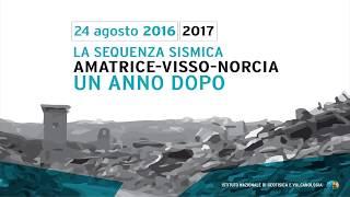 24 agosto, Porte aperte all'INGV: presentazioni