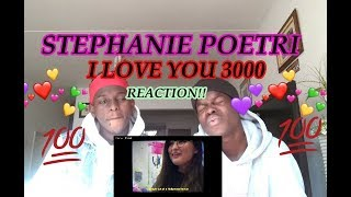 Gambar cover Stephanie Poetri I Love You 3000 Official Music Video FIRST TIME REACTION