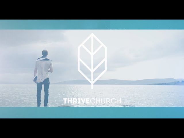 Thrive Church Online | 8th May | Amy Hagan