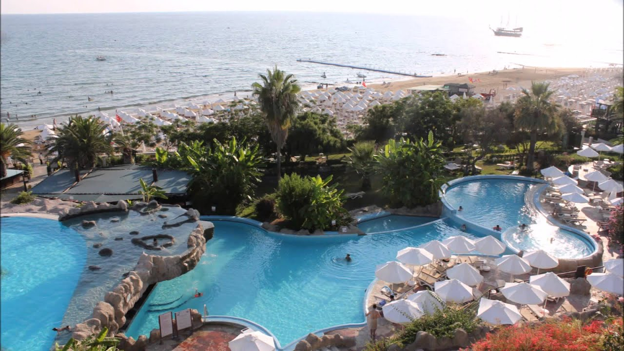 hotel crystal sunrise queen luxury resort spa kumk y side t rkei youtube. Black Bedroom Furniture Sets. Home Design Ideas