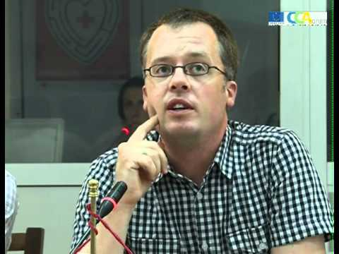 Martin Koenig, Environment Agency Austria at the Sutomore conference 2012, Montenegro (in english)