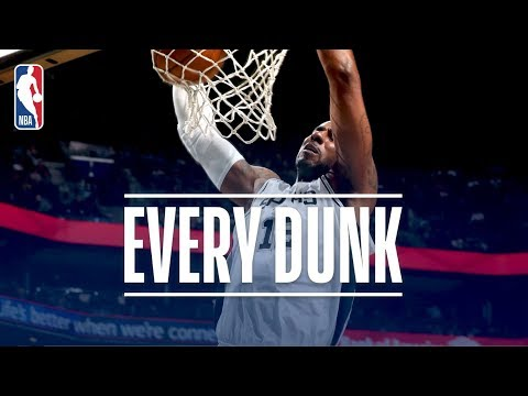 De'Andre Jordan, Lance Stephenson, and Every Dunk From Saturday Night | November 25, 2017