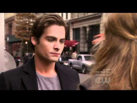 Gossip Girl 4.13 Damien Darko - Serena Runs Into Damien [HD]