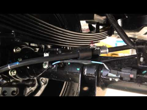 New Ford Ranger Lift Kit: Jamie