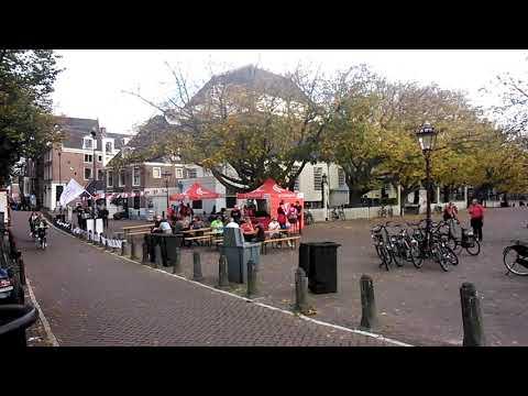 Amsterdam City Walk 2017 Langs Amstelveld
