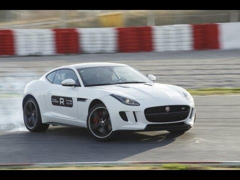 Jaguar F-type R coupe driven - is it a Porsche 911 Turbo slayer?