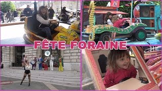 vlog fte foraine des enfants de levallois prs de paris studio bubble tea