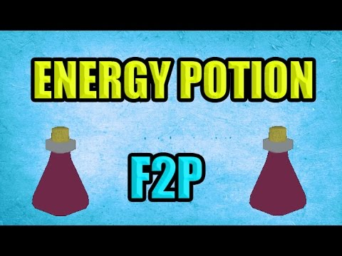 how to make strength potions osrs