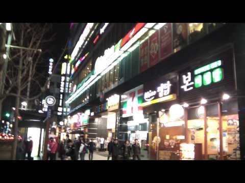 Walking Around Suwon, Korea (Pt I)