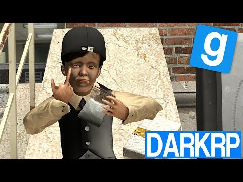 CET ENFANT VEND DE LA DROGUE !! - Garry's Mod DarkRP