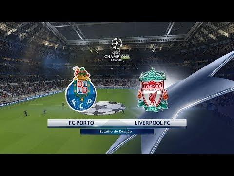 Porto Vs Liverpool | RADIO EN VIVO