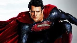 Man of Steel - Henry Cavill on Future Movies